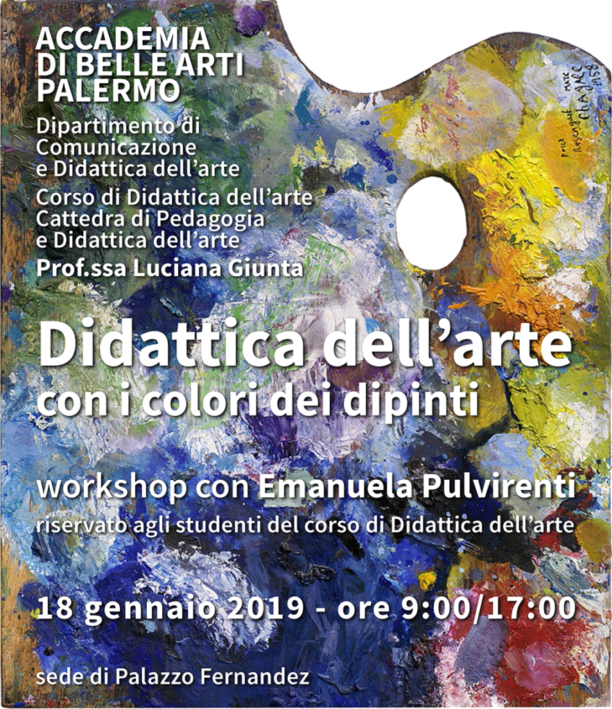workshop - Palermo 18/01/19
