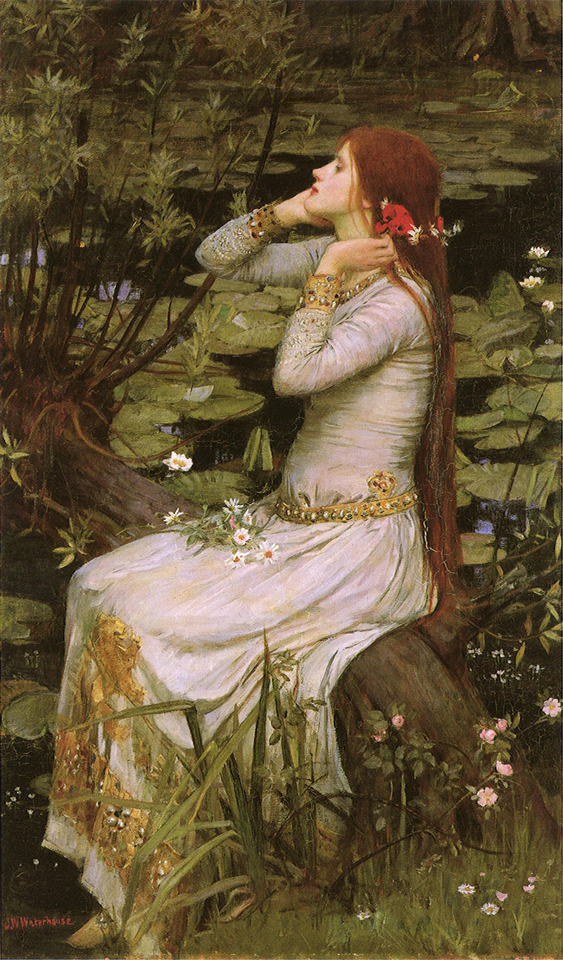 Waterhouse Ofelia