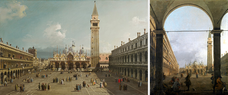Canaletto San Marco