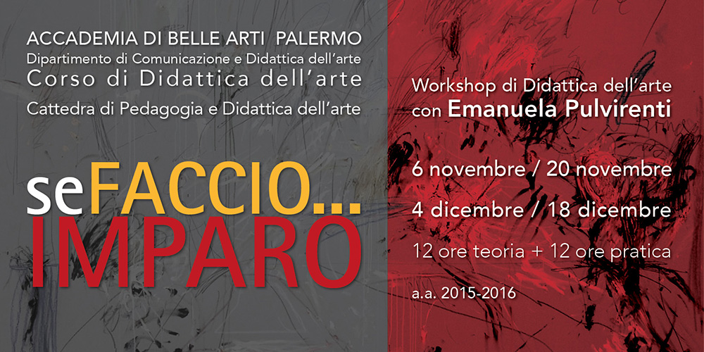 workshop - Palermo 2015
