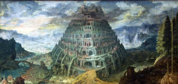 La Torre Di Babele Iconografia Di Un Mito Senza Tempo
