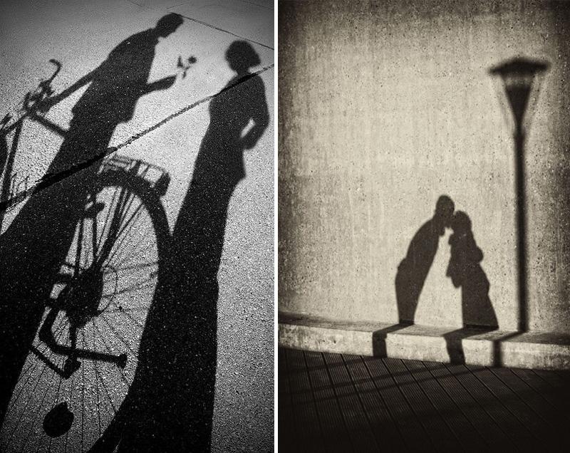 Se l'arte è fatta d'ombra