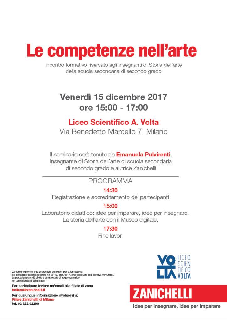 incontro - Milano 15/12/17