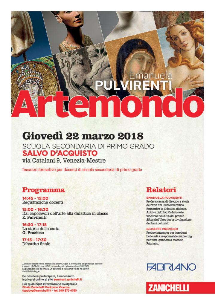 incontro - Venezia 22/03/18