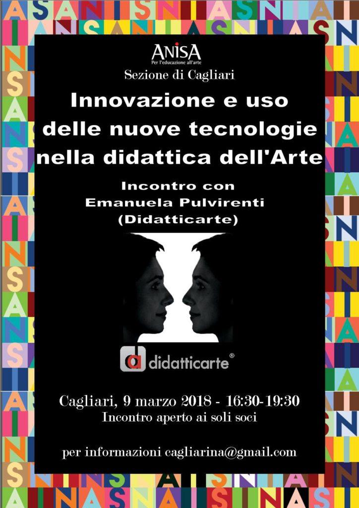 incontro - Cagliari 09/02/18