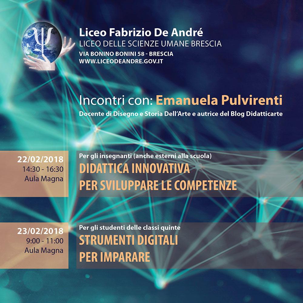 incontri - Brescia 22-23/02/18